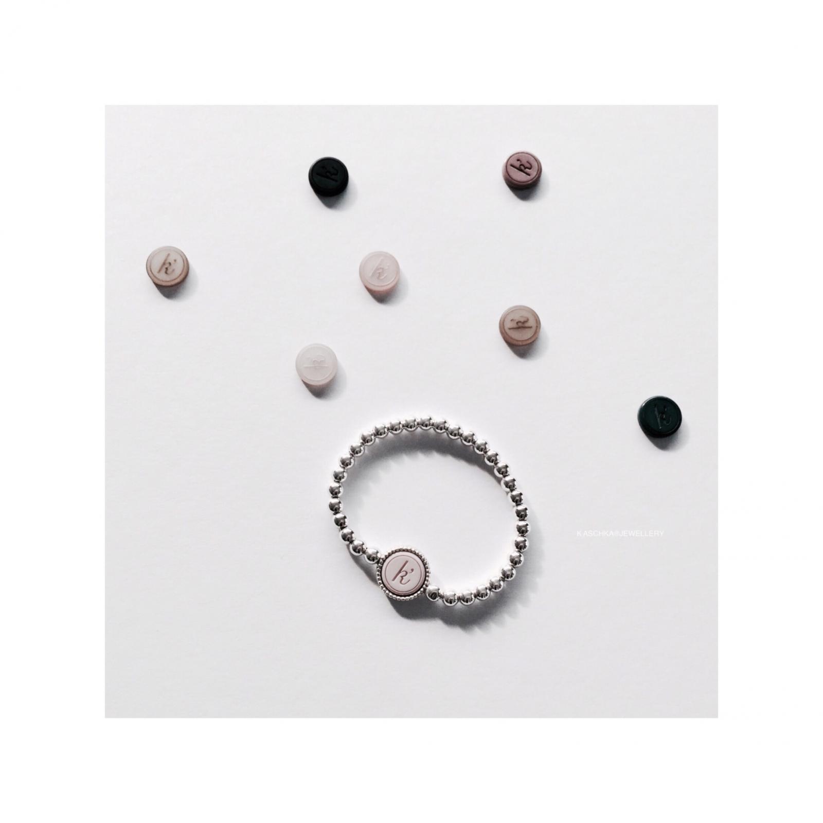 Flexibele 925 sterling zilveren wisselbare armband deluxe midi