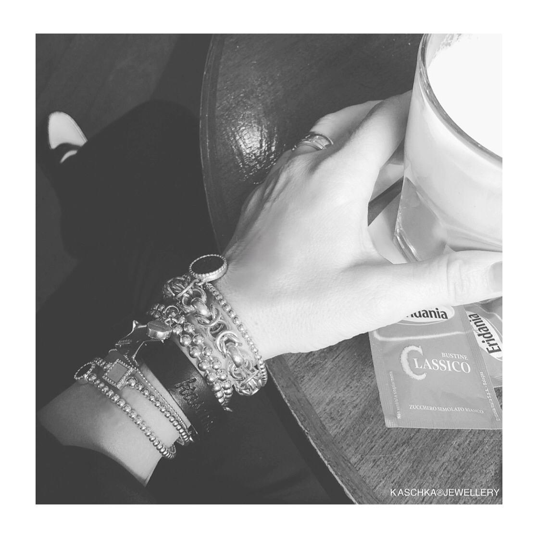 925 sterling zilveren k'aschka gravure ring 925 sterling zilveren schakelarmband met wisselbare inlaY Flexibele 925 sterling zilveren armband ronde kasminis Flexibele 925 sterling zilveren armband vierkante kasminis Leren armband
