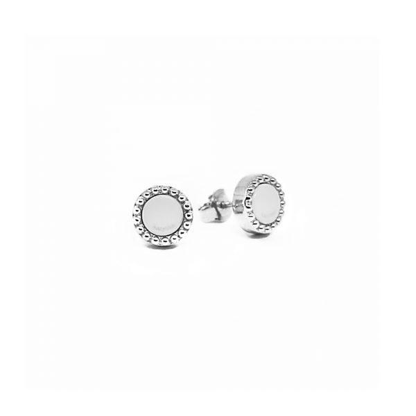 925 sterling zilveren oorbel steker kasminis