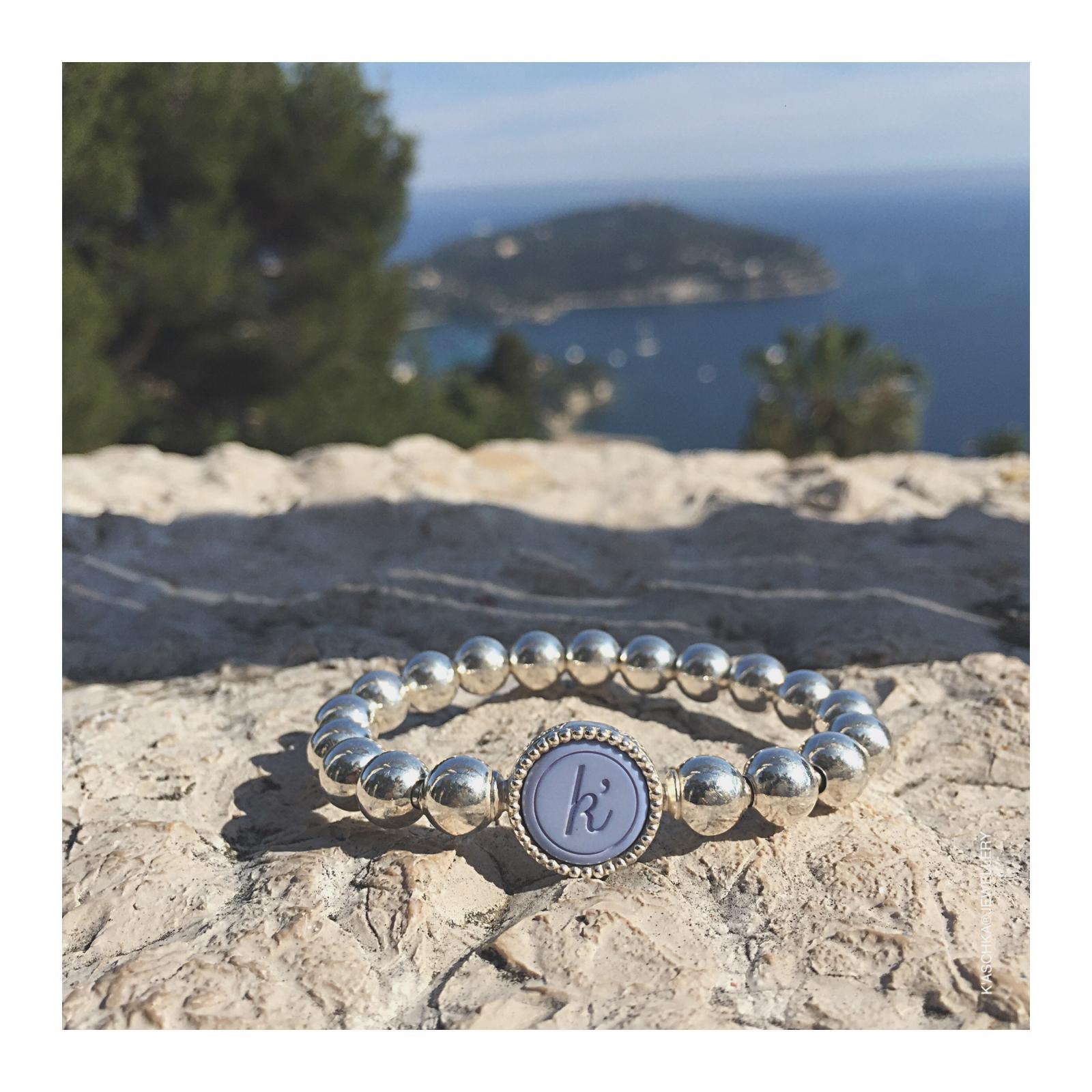 Flexibele 925 sterling zilveren wisselbare armband deluxe