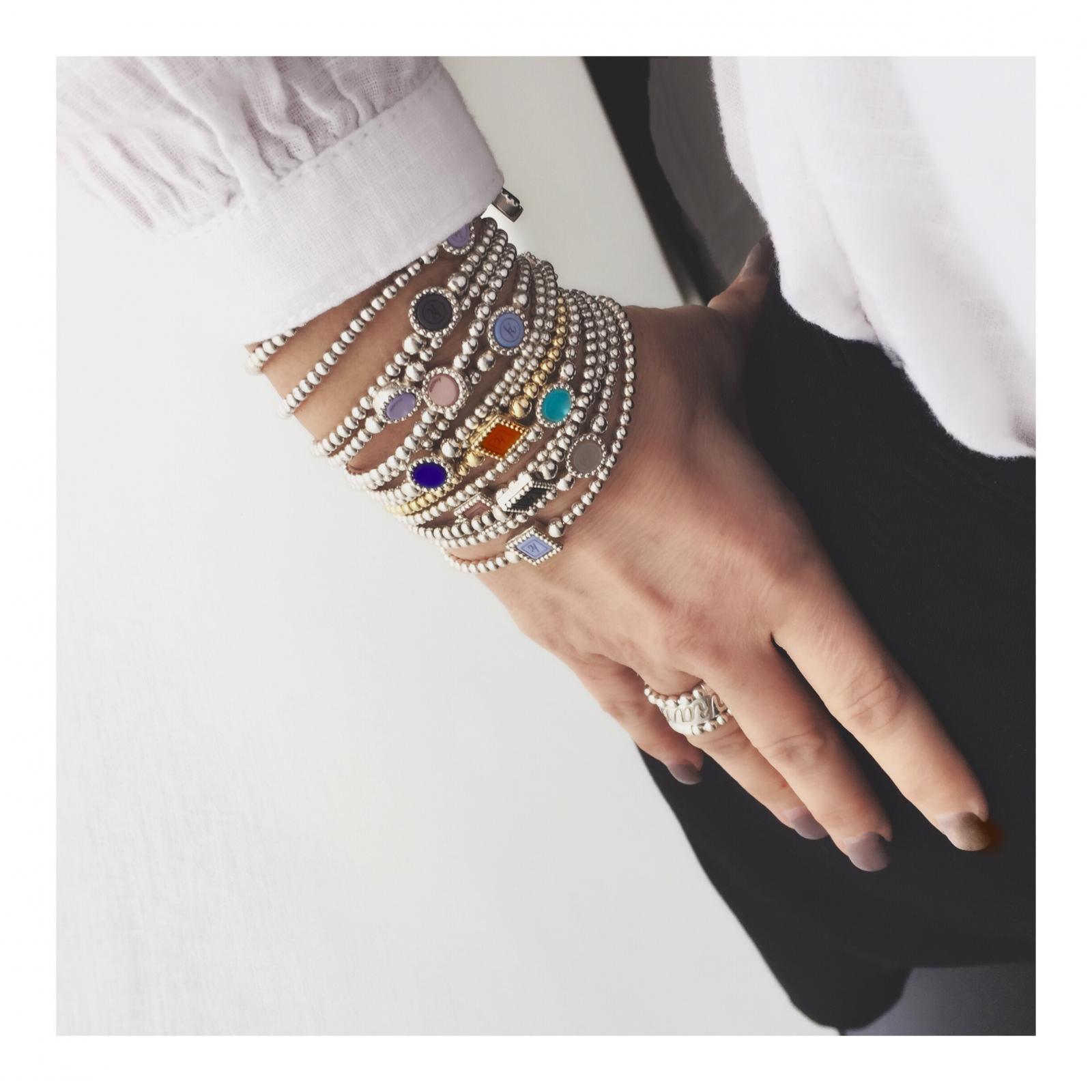 Flexibele 925 sterling zilveren armband rond Flexibele 925 sterling zilveren armband vierkant 925 Sterling zilveren armband vierkant