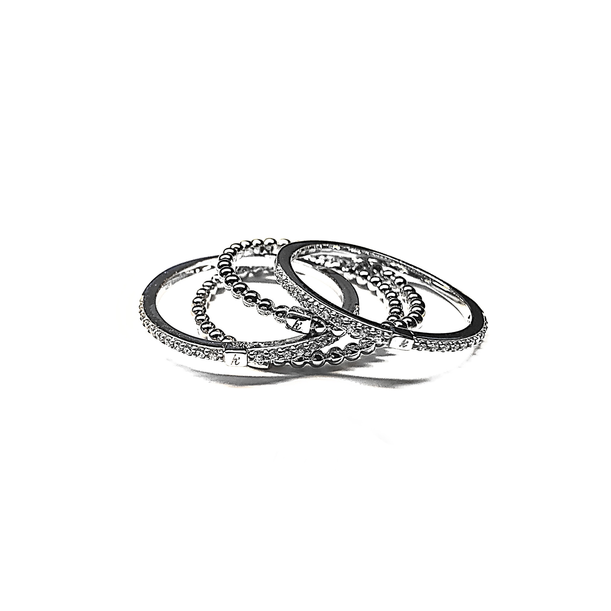 925 sterling zilver fijne zirconia zilver