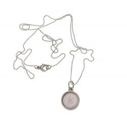 925 sterling zilveren wisselbare ketting inlay midi nude