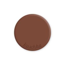 Inlay bruin large naamlogo