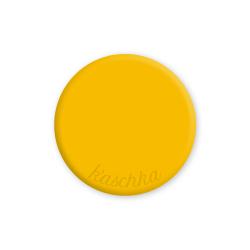 Inlay geel large naamlogo