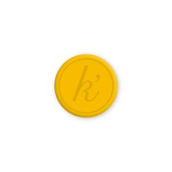 Inlay geel midi k