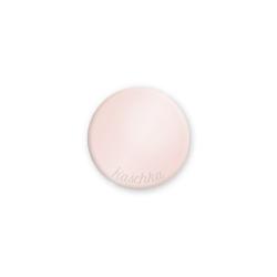 Inlay roze glossy midi naamlogo