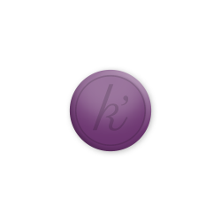 Inlay ultra violet shine midi k'