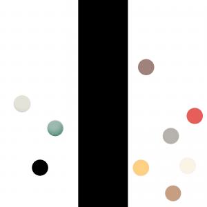 Alle kleuren en vormen inlays
