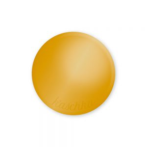 Inlay pumpkin large naamlogo rond