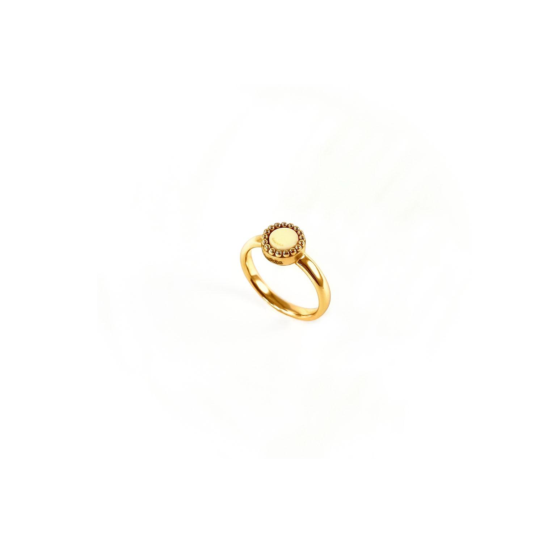 925 sterling zilveren ring gouden smalle ring