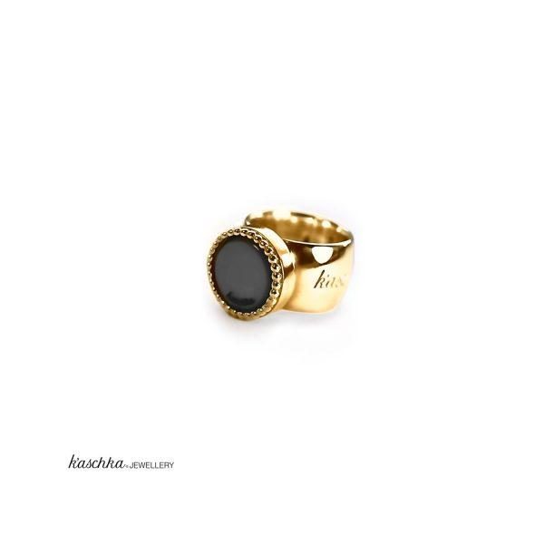 18 karaat gouden ring 2200